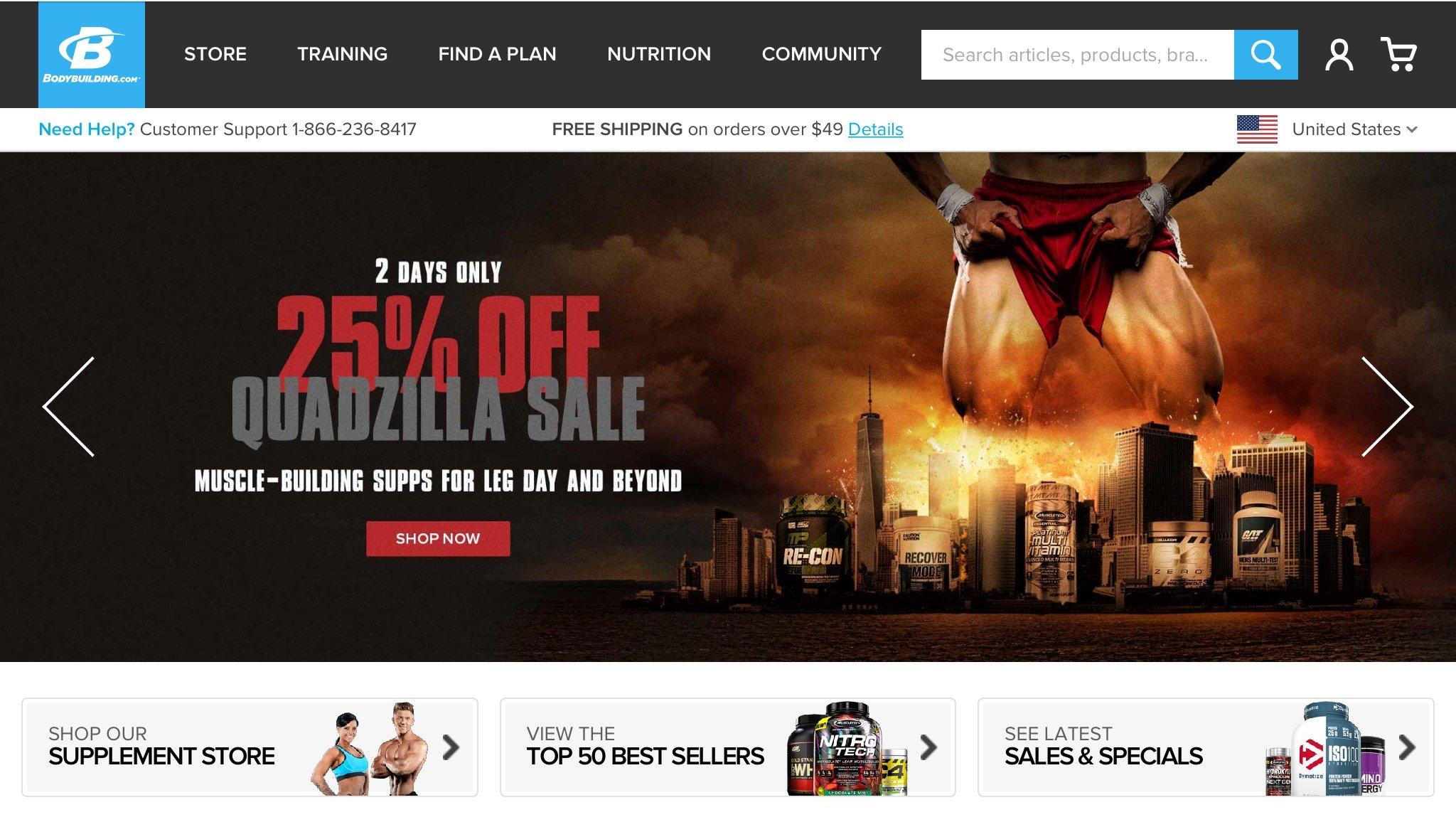 552b702b4a Ameriai sport táplálékkiegészítők webshop, rengeteg hasznos információval,  videóval, recepttel.