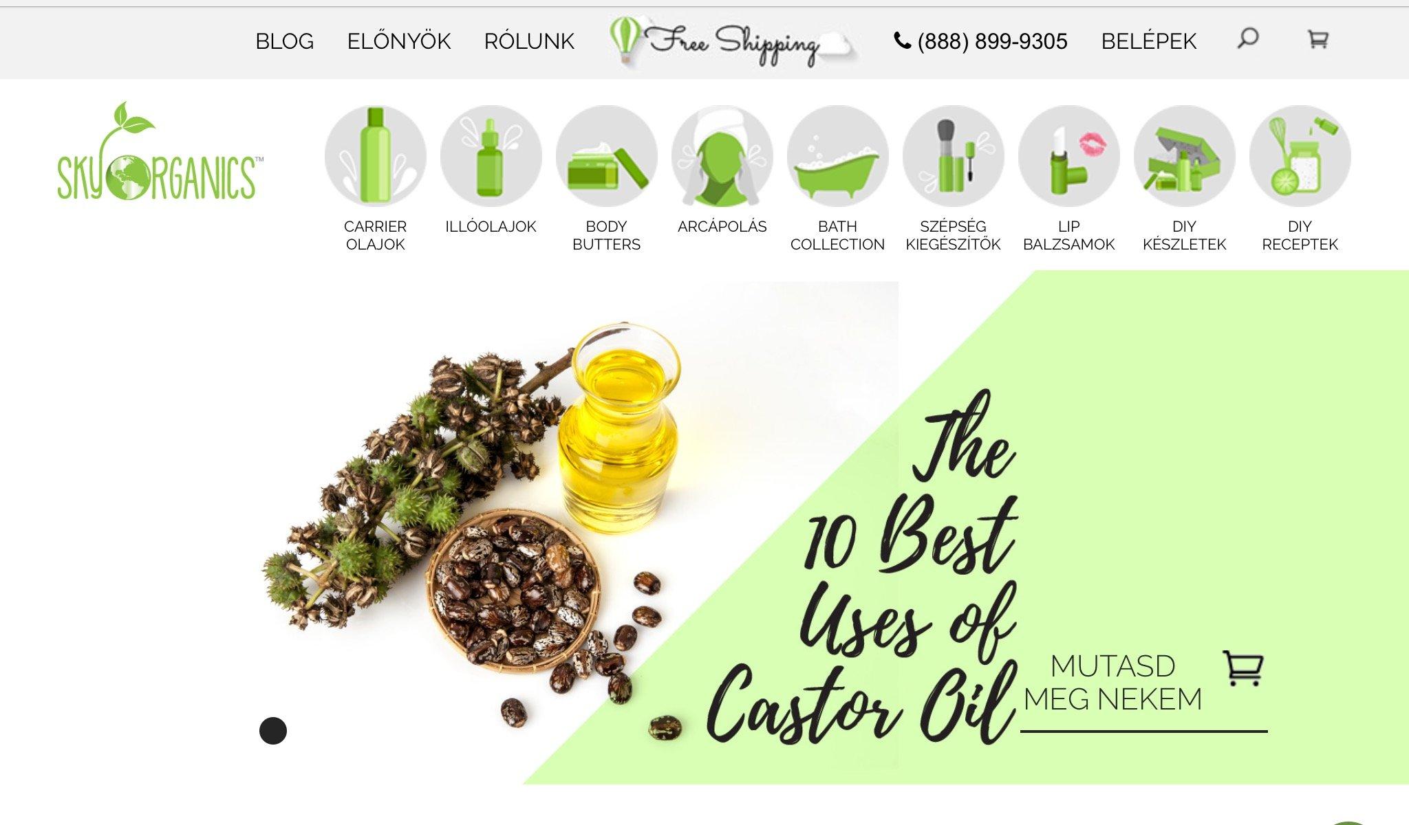 51b4d5585b Vitamint, táplálékkiegészítőt, natúr terméket az USA-ból? Ezekből a ...