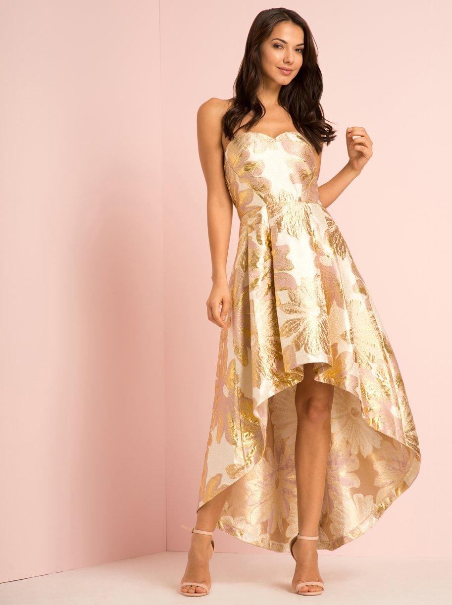 ca249b44a3 Az alkalmi ruhák legújabb generációja arany színű | Cinnamon 4X
