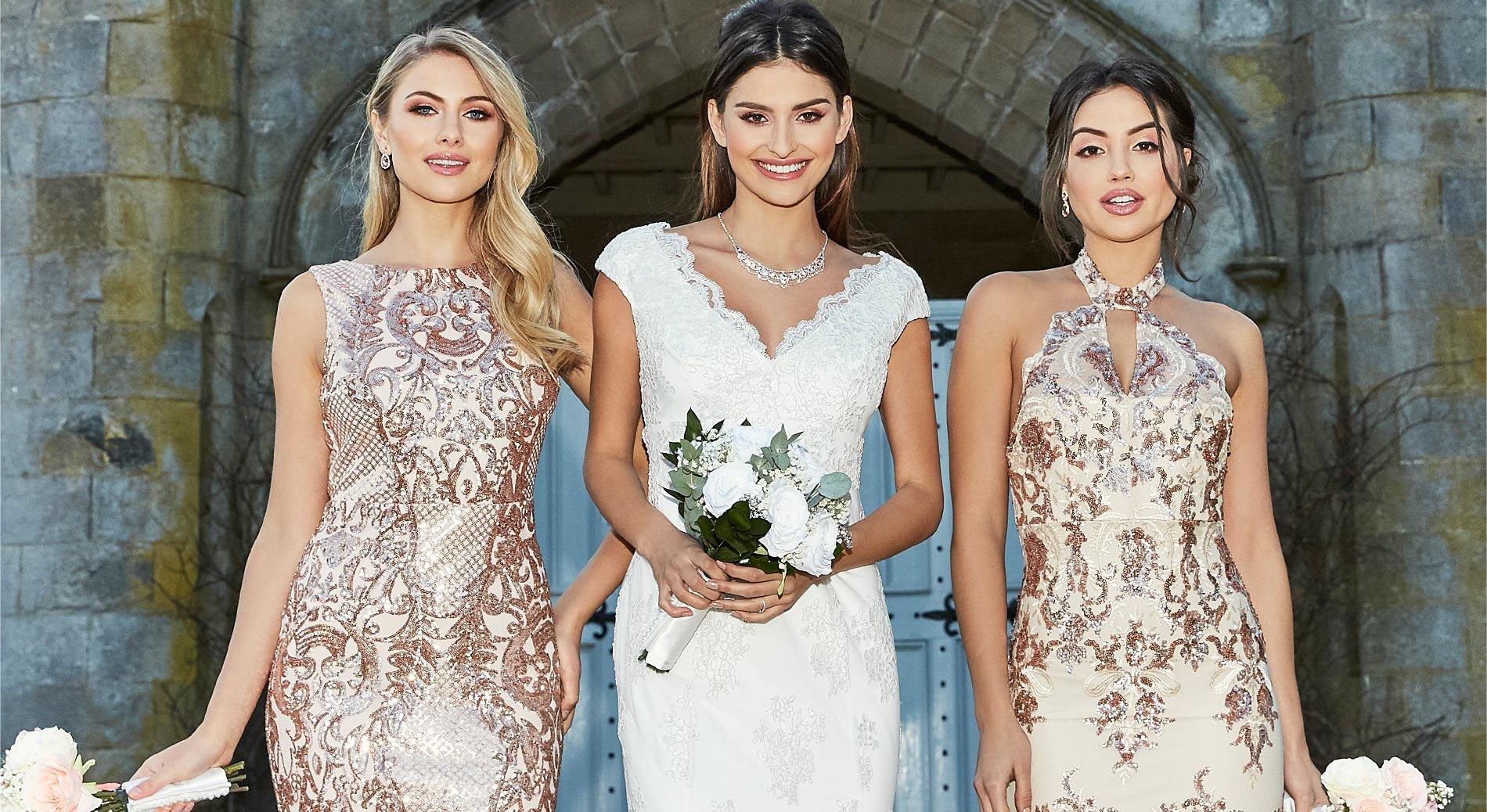 9b0ce0a1bf Ezek a szezon legszebb és legolcsóbb esküvői ruhái Angliából ...